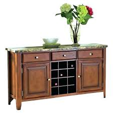 rustic sideboard with wine rack wine rack bar cabinet natural