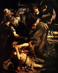 the conversion of saint paul caravaggio wikipedia