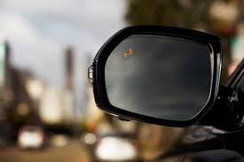 Blind Spot Alert Study Lane Departure Blind Spot Warnings Help Reduce Accidents