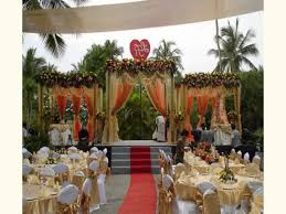 cheap backyard wedding decoration ideas house design and planning