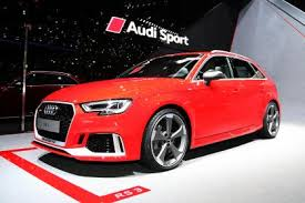 new 395bhp audi rs3 sportback prices and specs revealed auto
