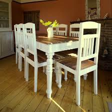 Shabby Chic Dining Room Set Home Design Ideas - Shabby chic dining room set