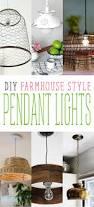 diy farmhouse style pendant lights the cottage market