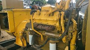 cat ship machinery used recondition