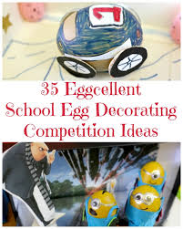 Easter Egg Decorating Ideas Uk by Egg Decorating Competition Ideas U0026 Tips