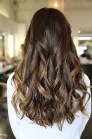long brown hairstyles with parshall highlight 10 astuces topissimes pour des cheveux canons brown highlights