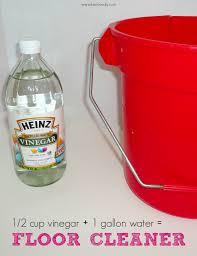How To Clean Laminate Flooring With Vinegar Livelovediy 10 Vinegar Cleaning Secrets