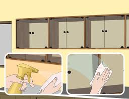 What To Clean Kitchen Cabinets With How To Clean Wooden Kitchen Cabinets 6326