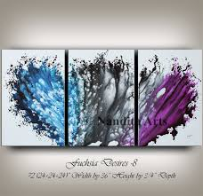 painting abstract painting modern fine art large wall art