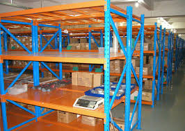 Heavy Duty Steel Shelving by Industrial Long Span Racking For Bulky Items Heavy Duty Metal