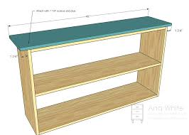 simple bookcases amazing choice how to build a custom solid oak