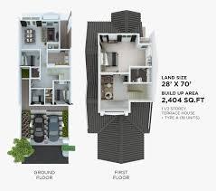 floor plan damansara hills