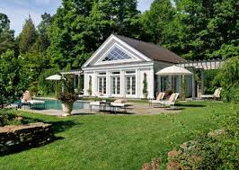 Backyard Pool Houses by 225 Best Pools Spas And Pool Houses Images On Pinterest
