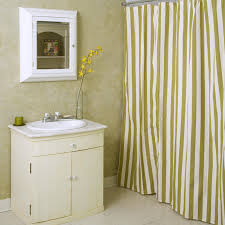 summer palm stripe shower curtain hayneedle