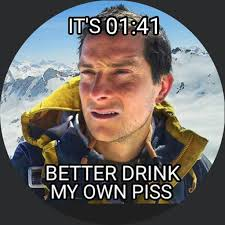 Bear Gryls Meme - bear grylls meme for moto 360 facerepo
