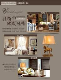 Chinese Study by New Classical Chinese Study Lamp Living Room European Style Retro