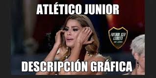Junior Meme - final liga águila memes y burlas del juego medellín vs junior