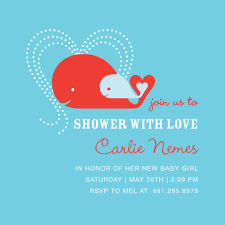 whale baby shower invitations baby shower invitations whale at minted