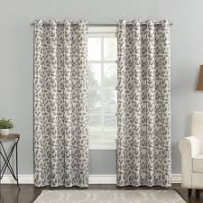 blackout thermal u0026 insulated window curtain panels boscov u0027s