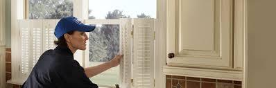 kitchen window shutters interior interior shutters install at lowe s
