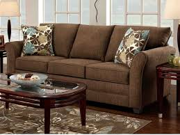 Modern Brown Sofa Living Room Brown And Bedroom Living Room Decor Ideas