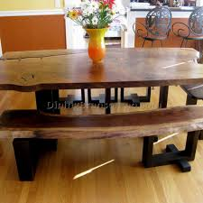 dining room table with bench seat diningroom sets com