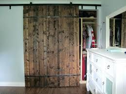 Interior Door And Closet Barn Door For Closet Barn Style Interior Doors Image Of Barn Door
