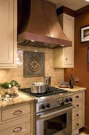Stainless Steel Tiles For Kitchen Backsplash Stainless Steel Tile Backsplash Behind Range Stainless Steel