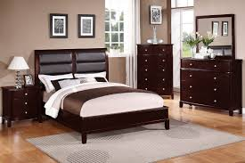 Wood Leather Headboard by Bedroom Beauteous Furniture For Bedroom Decoraton Using Cherry