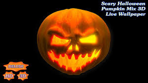 scary pumpkin wallpaper scary halloween pumpkin mix 3d android apps on google play