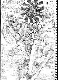 hollow forest sketch by kurakaminari on deviantart