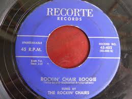 Armchair Boogie 1958 The Rockin U0027 Chairs