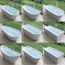design badewannen details zu design badewanne freistehende wanne standbadewanne 180