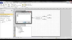 cara membuat mind map manual create a brainstorm diagram or mind map in visio youtube