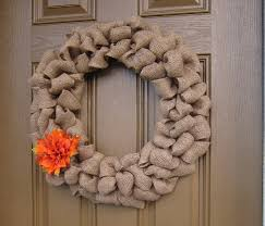 home made thanksgiving decorations decorating autumn wreaths outdoor fall wreath martha stewart