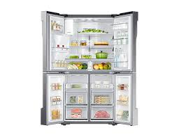 French Door Fridge Size - rf23j9011sr counter depth french door refrigerator 22 5 cu ft