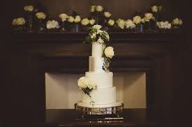 wedding cake lewis classic white wedding at guyzance northumberland