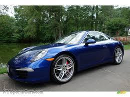 Porsche 911 Blue - 2012 porsche 911 carrera s coupe in aqua blue metallic 122229