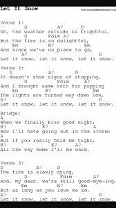 lights down low guitar chords let it snow song let it snow song chords укулеле ukulele