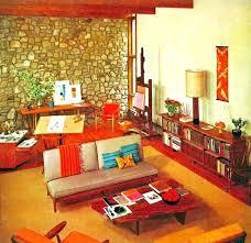 Retro Style Living Room Furniture 70s Living Room Furniture Extraordinary Retro Interior Design