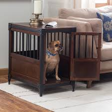 newport pet crate end table hayneedle