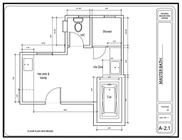 Bathroom Floor Plan Ideas Small Master Bathroom Floor Plan Ideas Bohlerint Master Bathroom