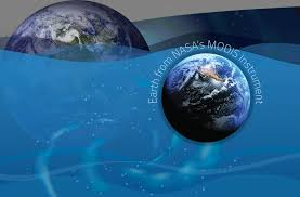 Color Of Earth by Nasa Ocean Worlds