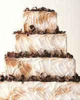 wedding cake flavors new takes on traditional wedding cake flavors martha stewart