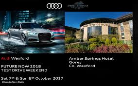 wexford audi audi wexford on we re coming to gorey the countdown