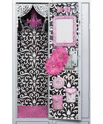 lockerlookz pink chandelier stuff pinterest locker