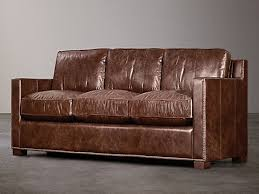 Lancaster Leather Sofa Living Room Restoration Hardware Leather Sofa Luxury 10 39