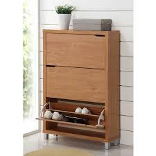 Storage Cabinet Baxton Studio Zentra Modern And Contemporary Dark Brown Sideboard