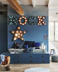 chambre bleu enfant peinture chambre bleu nouveau chambre d enfant en bleu planete deco