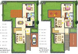 villa house plans floor plans pictures luxury villa house plans the latest architectural